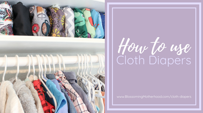 Cloth diapering is great for the environment & your budget. Continue reading for my cloth diapering journey and basic steps for starting! How to start cloth diapering. Cloth diapering for beginners.