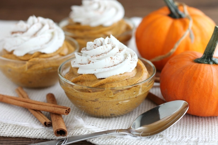 Healthy pumpkin spice recipes for fall! A roundup of my favorite pumpkin recipes that won't give you any guilt! Guilt free pumpkin recipes! Kid friendly pumpkin spice recipes