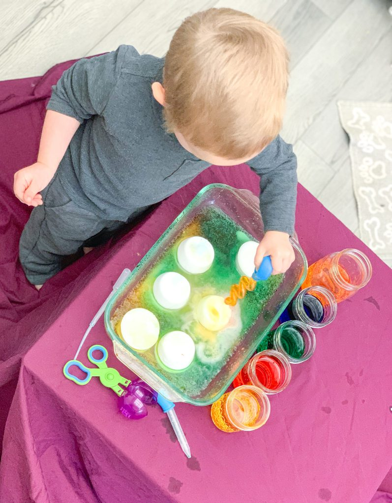 Rainbow activities for preschoolers and children. This post includes 6 activities for rainbow theme learning and a free shapes puzzle download. Activities for preschoolers at home. rainbow activities for preschoolers. Homeschool preschool activities.